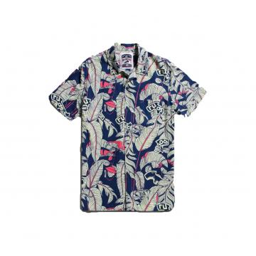 Rudedog Aloha Shirt