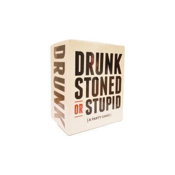 DRUNK STONED STUPID GAME
