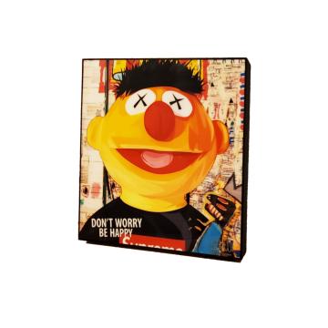 Popart - Sesame Kaws