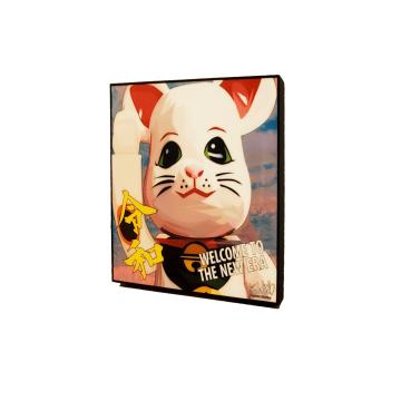Popart - Lucky cat