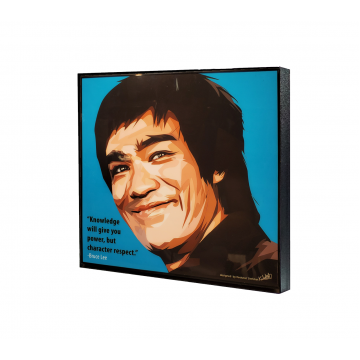 Popart - Bruce Lee